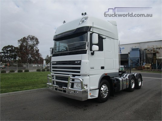 2014 DAF XF105 - Trucks for Sale