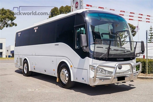 2015 Yutong Blue Tongue - Buses for Sale