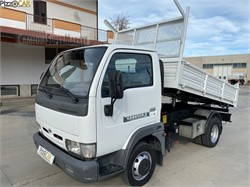 NISSAN CABSTAR 120  used