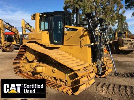 2017 Caterpillar D6T LGP - Heavy Machinery for Sale