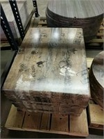 Ex Works Werzalit Table Top -Qty 38