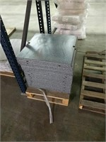 Black Granite Werzalit Table Top -Qty 36