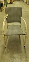 Aruba II arm chair - taupe