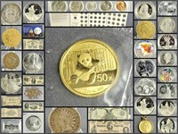 Online Coin Auction 12.3.19