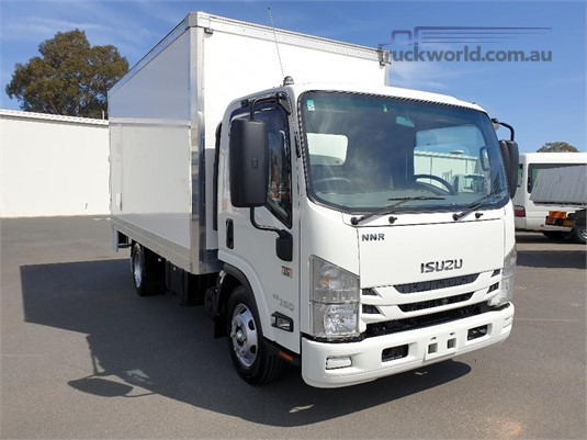 2018 Isuzu NNR Blacklocks Truck Centre - Trucks for Sale