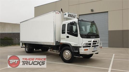 2003 Isuzu FVD 950 Trade Price Trucks - Trucks for Sale