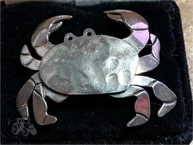925 LARGE STERLING SILVER PIN Other Items For Sale 1