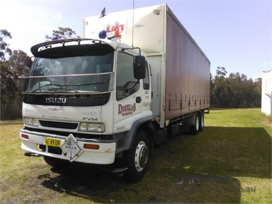 1999 Isuzu FVM1400 Hills Truck Sales - Trucks for Sale