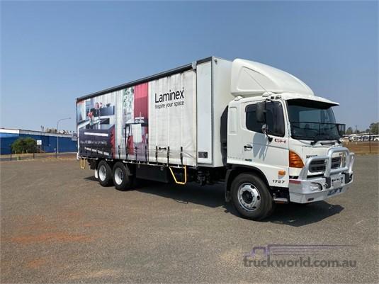 2008 Hino 500 Series 1727 GH Carroll Truck Sales Queensland - Trucks for Sale