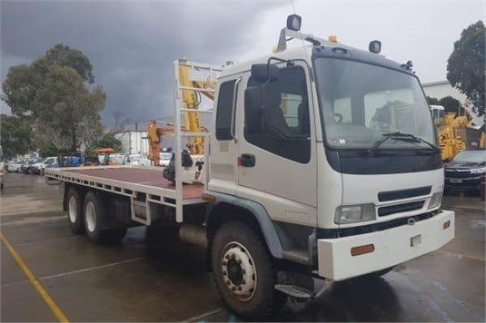 2004 Isuzu FVZ1400 - Trucks for Sale