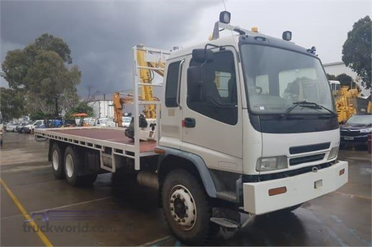 2004 Isuzu FVZ1400 Raytone Trucks - Trucks for Sale