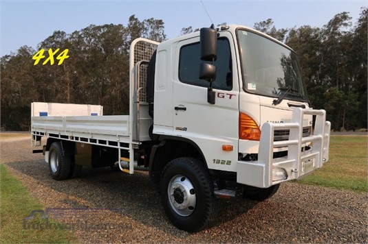 2012 Hino 500 Series 1322 GT 4x4 - Trucks for Sale