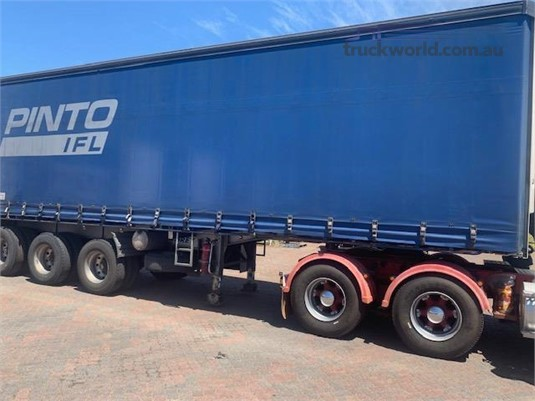 2014 Vawdrey Curtainsider Trailer - Trailers for Sale