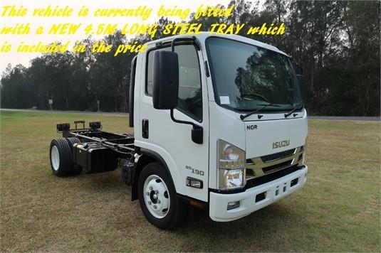 2016 Isuzu NQR 87/80 190 - Trucks for Sale
