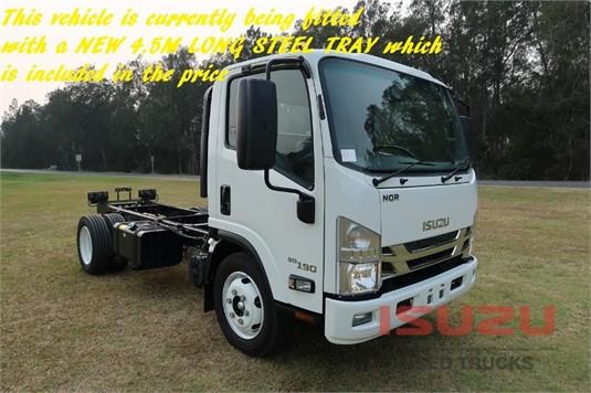 2016 Isuzu NQR 87/80 190 Used Isuzu Trucks - Trucks for Sale