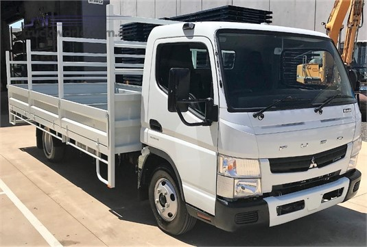 2018 Mitsubishi Fuso CANTER 615 - Trucks for Sale