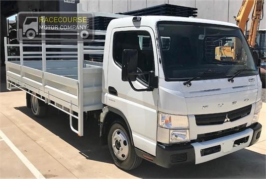 2018 Mitsubishi Fuso CANTER 615 Racecourse Motor Company - Trucks for Sale