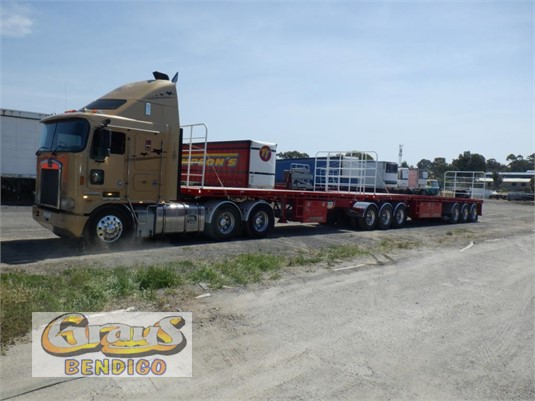 2005 Kenworth K104 Aerodyne Grays Bendigo  - Trucks for Sale