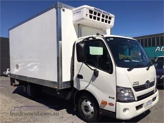 2016 Hino 300 Series 816 - Trucks for Sale