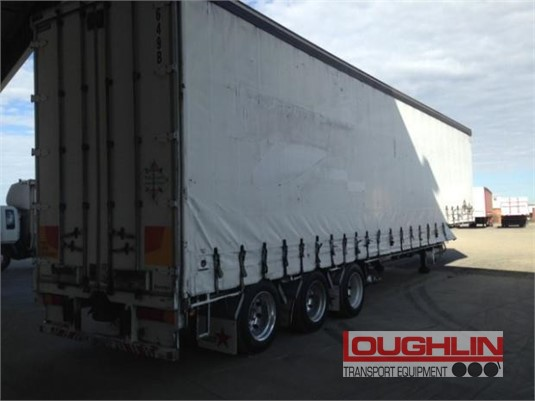 2004 Vawdrey Drop Deck Trailer Loughlin Bros Transport Equipment - Trailers for Sale