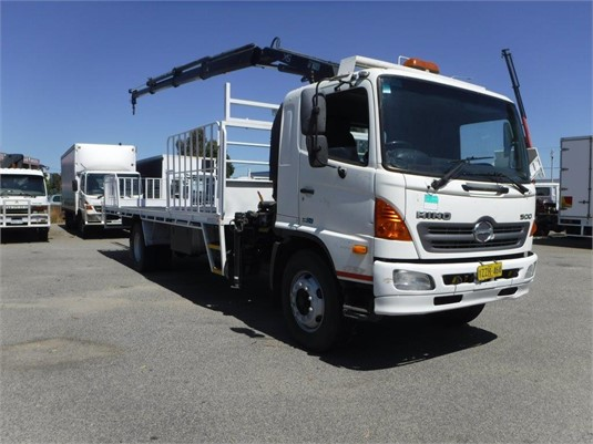 2008 Hino 500Gh1727 - Trucks for Sale