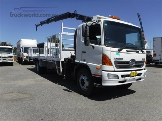 2008 Hino 500Gh1727 Raytone Trucks - Trucks for Sale