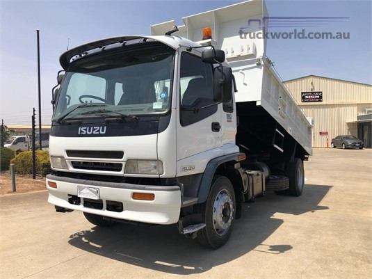 2005 Isuzu FTR 900 Adelaide Truck Sales - Trucks for Sale
