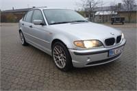 3974 NET: KONKURS VW TOURAN & BMW 316I MOMSFRI (NYRUP)