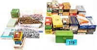 Ammo Lot of 1000+ Rounds Mixed Ammunition