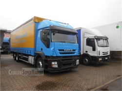 IVECO STRALIS 360  used