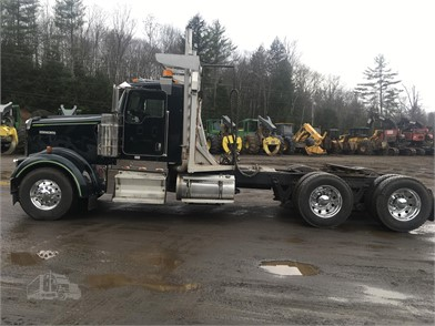 KENWORTH W900 Conventional Day Cab Trucks For Sale - 254