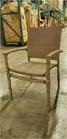 Oviedo arm chair, Cappuccino -Qty 13