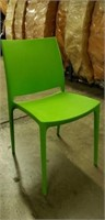 Martinique Side Chair - Tropical Green -Qty 30