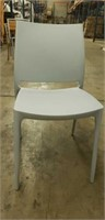 Martinique Side Chair - Silver/Gray -Qty 4