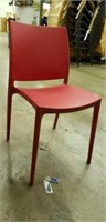 Martinique Side Chair - Red -Qty 32