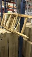 Alice Folding Chair KT-07 -Qty 3