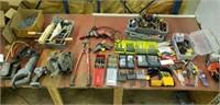 Power tools, Drills & bitts, Saws All, Qty 20+,