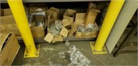 Assorted Bults, nuts, screws Qty 15 boxes