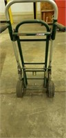 Hand truck, Harper, converts to package cart, Q
