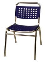 South Miami Beach side chair blue -Qty 14
