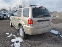 2007 FORD ESCAPE 146000 KMS