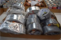 HVAC / Duct Tape (damaged rolls)
