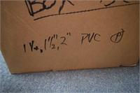 "1 1/4"" - 1 1/2"" - 2"" PVC Fittings"