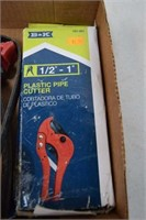 Pipe Cutter / Cable Saw / Bits