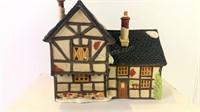 Dickens Village Cottage