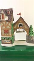 Dickens village series 10 year anniversary