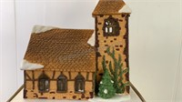 """Dickens Village Series 1985 """"Village Church"""""""