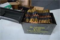 Ammo Box w/ 30-06 Strung