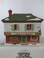 Dickens Village series Scrooge & Marley Counting