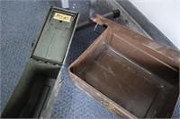 2 Ammo Boxes (bent)